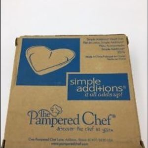 Pampered Chef Dining - Pampered Chef Candy Dish